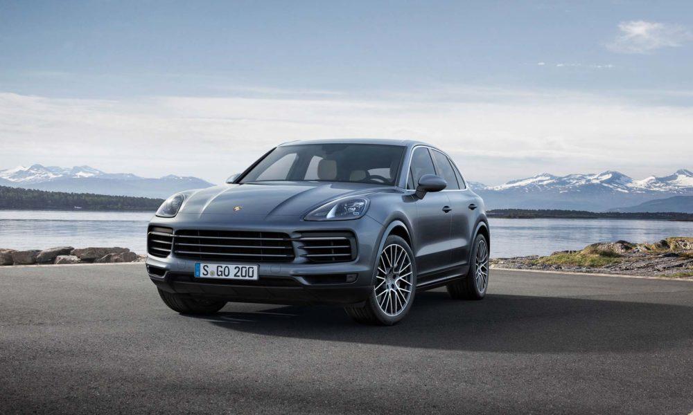 2018-Porsche-Cayenne