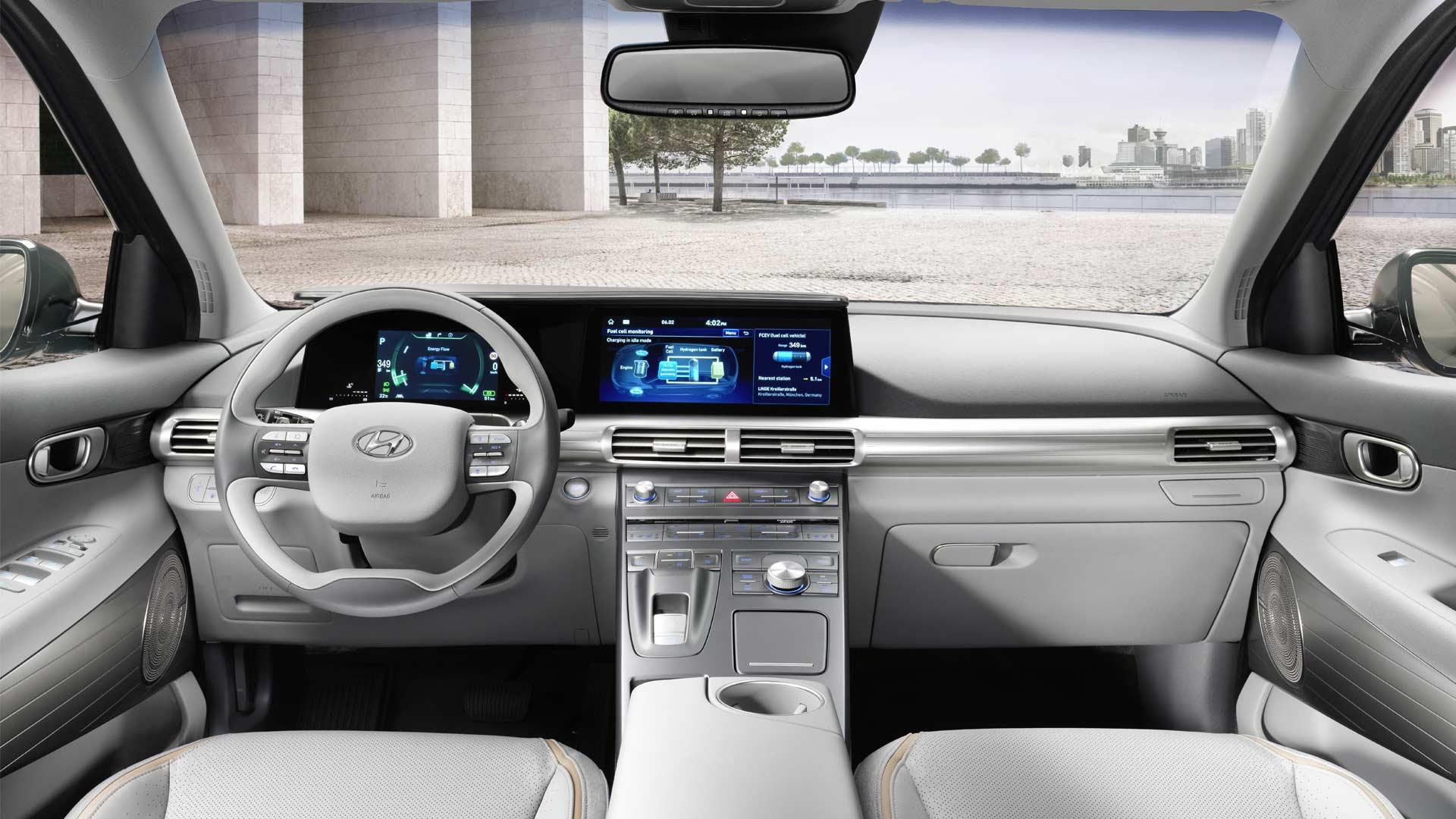 hyundai names its next gen fuel cell vehicle nexo autodevot. Black Bedroom Furniture Sets. Home Design Ideas