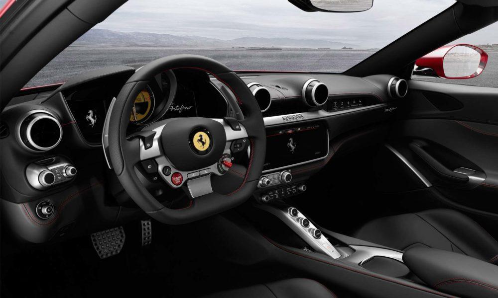Ferrari-Portofino-interior