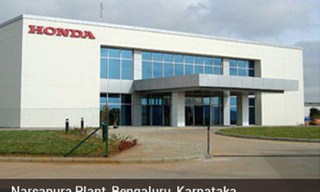 Honda-Narsapura-Plant-Karnataka