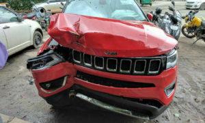 Jeep-Compass-Crashed-Bengaluru
