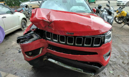 Jeep-Compass-Crashed-Bengaluru