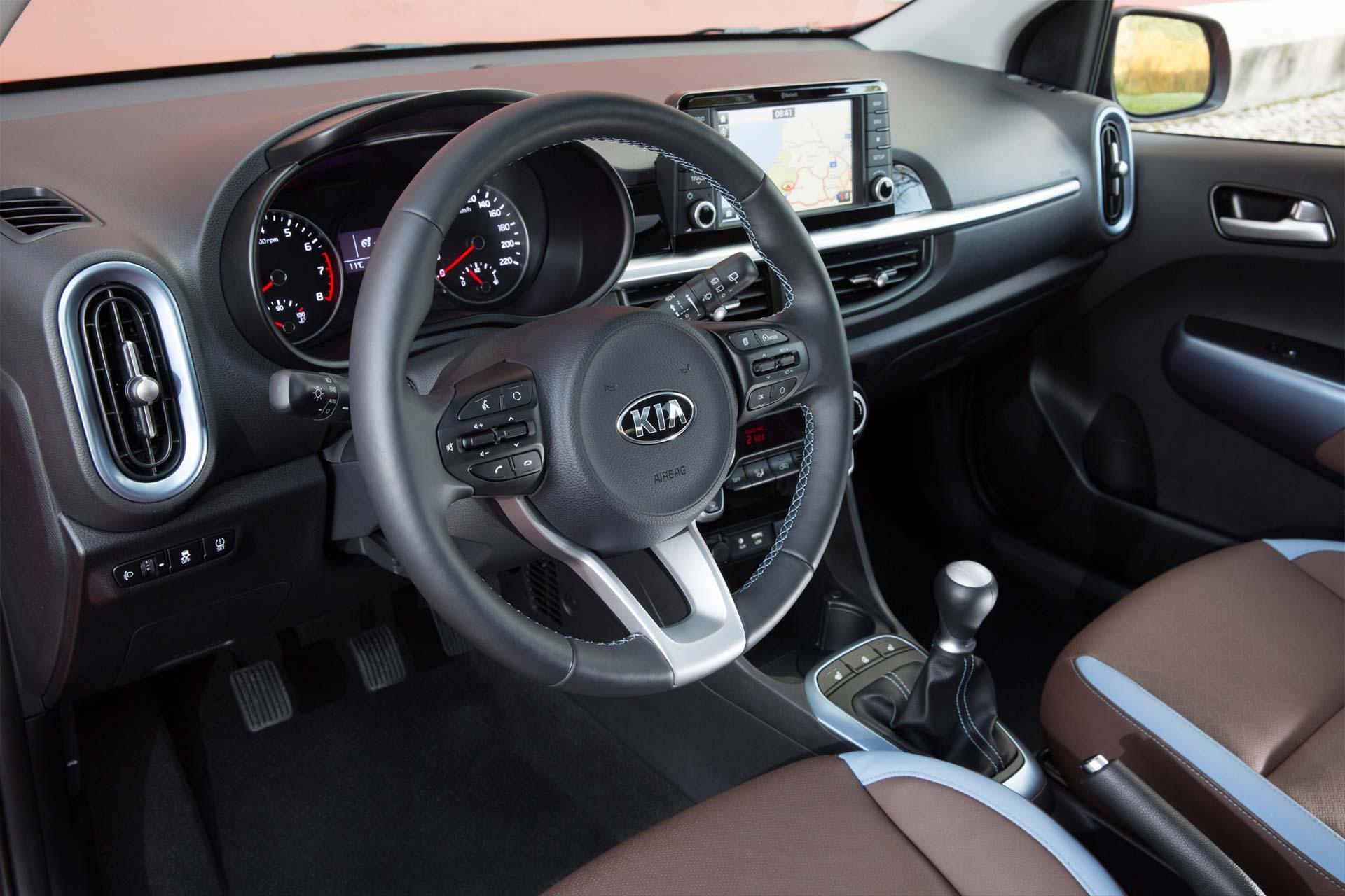 Kia-Picanto-interior