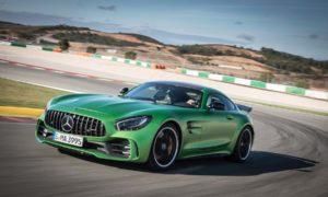 Mercedes-AMG-GT-R