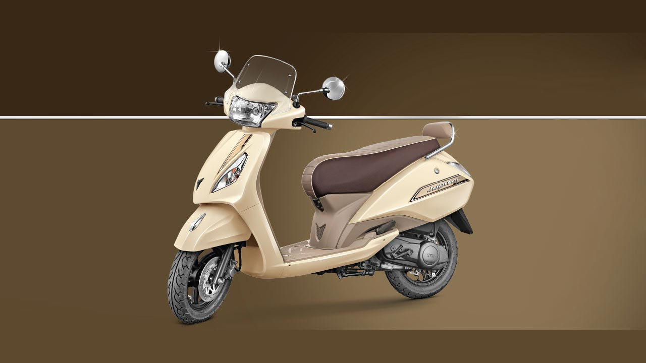 Tvs Launches Jupiter Classic At Rs 55266 Autodevot