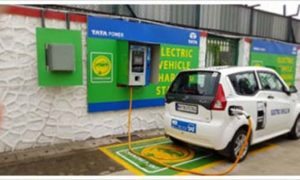 Tata-Power-launches-Electric-Vehicle-Charging-infrastructure