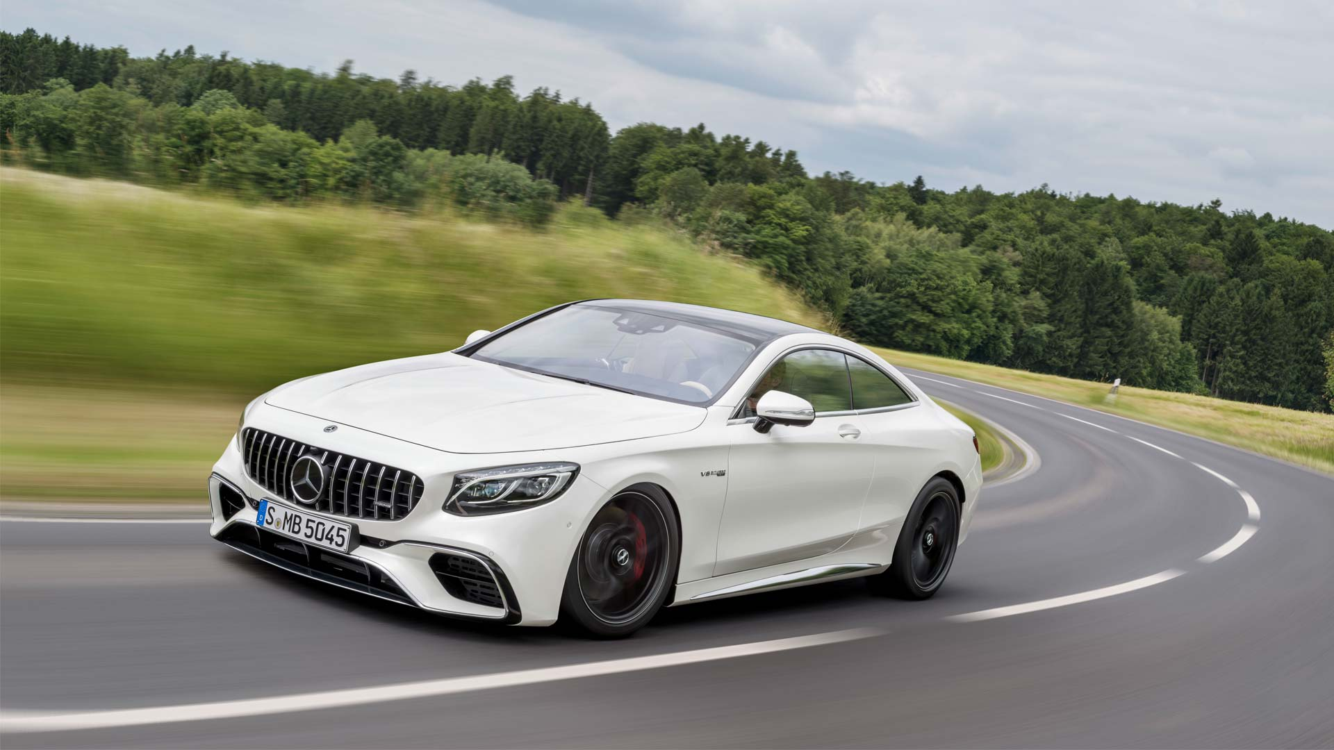 New Mercedes Amg S 63 And S 65 Coupe And Cabriolet
