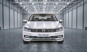 Volkswagen-Passat-India-Production