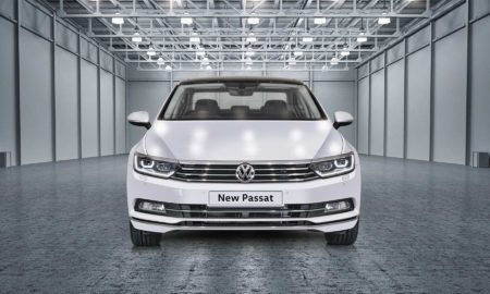 Volkswagen-Passat-India-Production