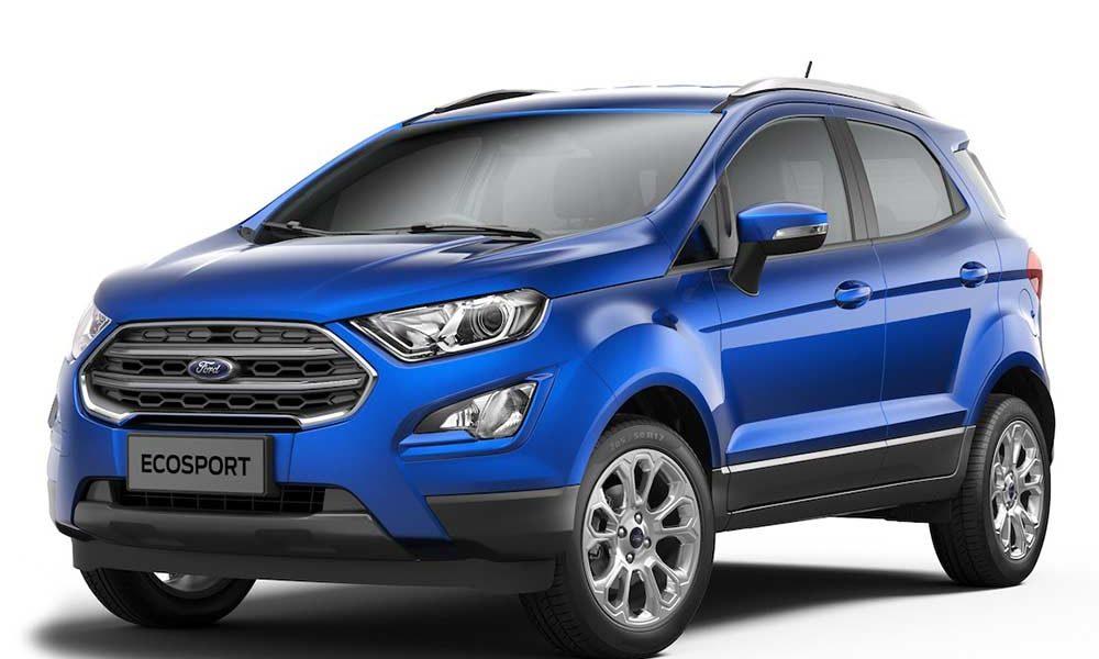 2017 Ford Ecosport Facelift Revealed For India Autodevot