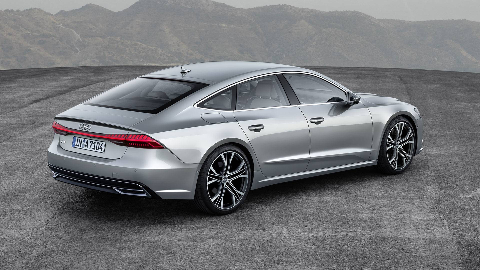 New Audi A7 Sportback Debuts With More Angry Face Autodevot