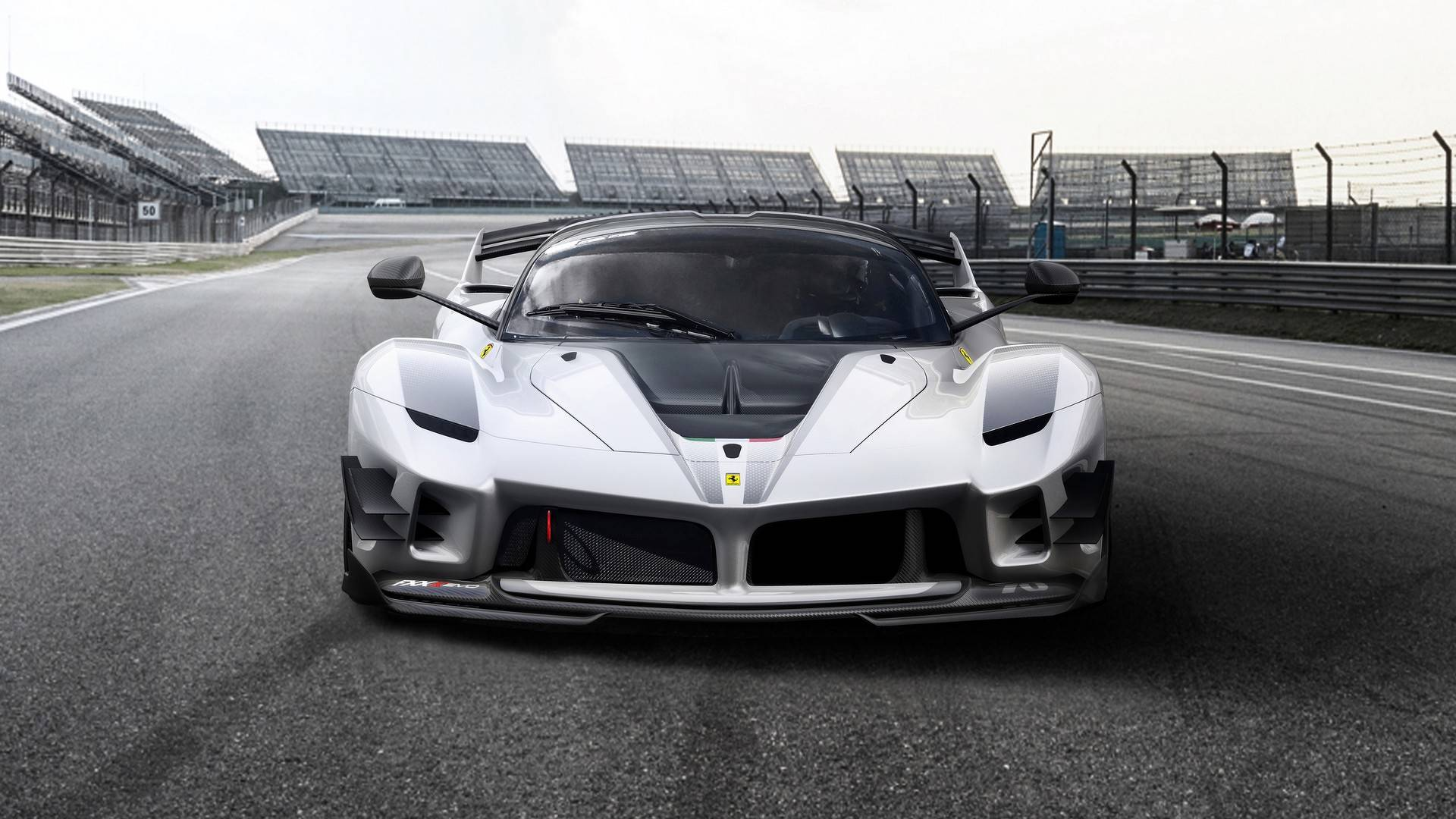 Ferrari-FXX-K-Evo