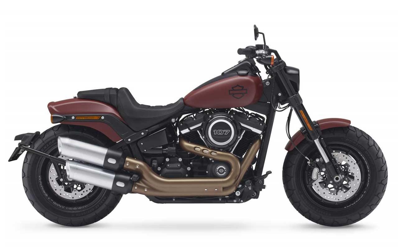 Harley-Davidson-Fat-Bob