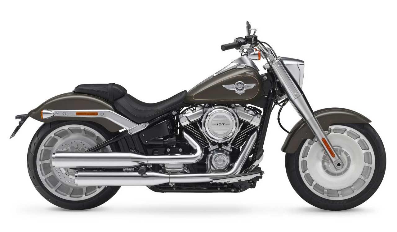 Harley-Davidson-Fat-Boy