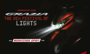 Honda-Grazia-bookings-open-India