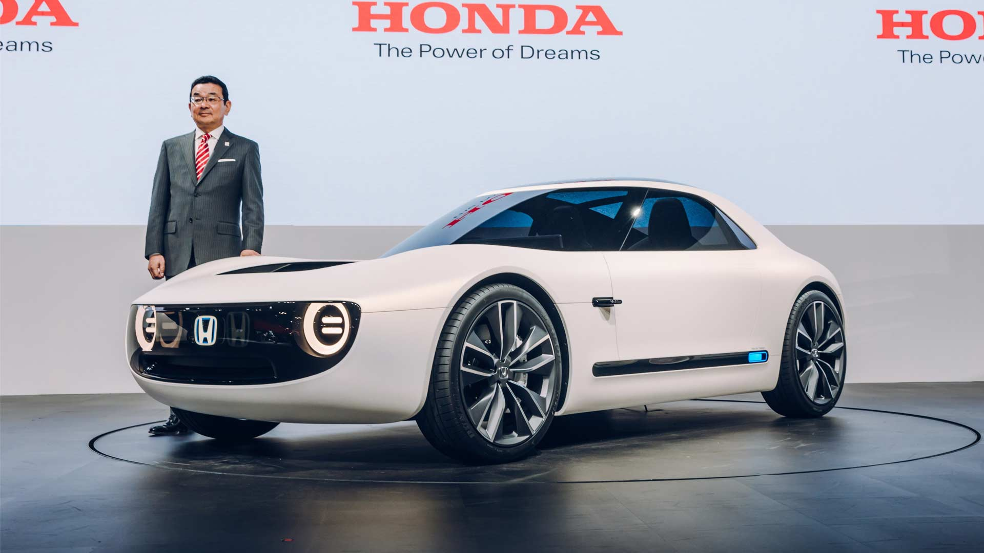 honda unveils an adorable sports ev concept autodevot. Black Bedroom Furniture Sets. Home Design Ideas