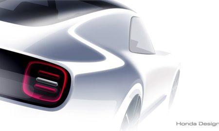 Honda Sports EV Concept teaser