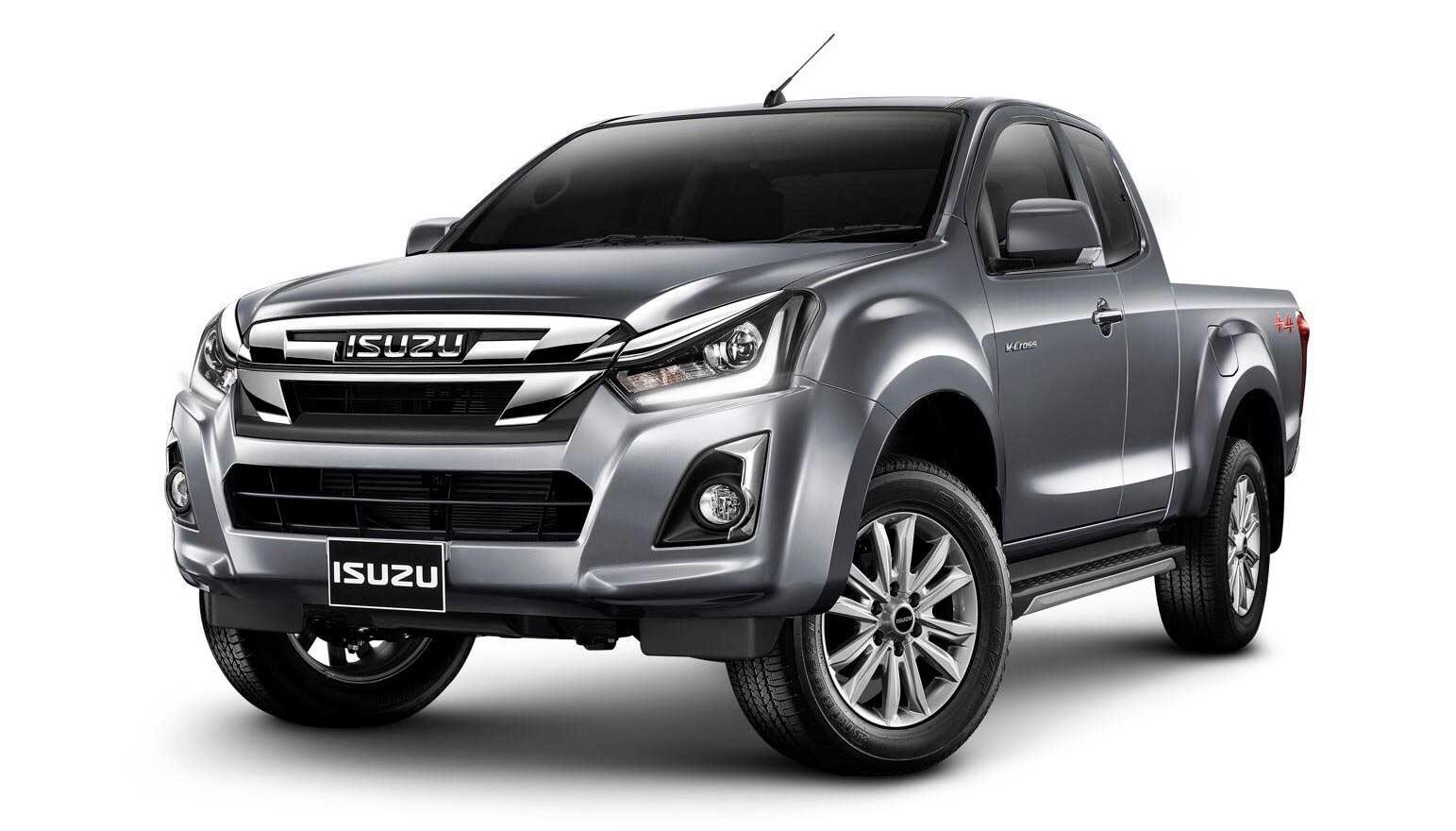 Isuzu-D-Max-facelift-Thailand_2