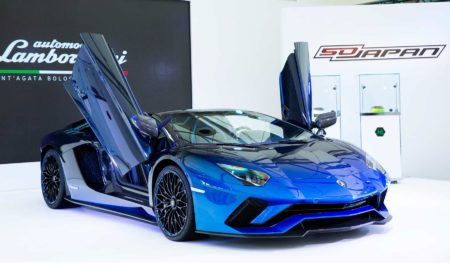 Lamborghini Aventador S Roadster 50th Anniversary Japan_2