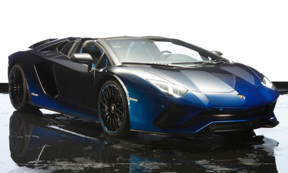 Lamborghini Aventador S Roadster 50th Anniversary Japan_3