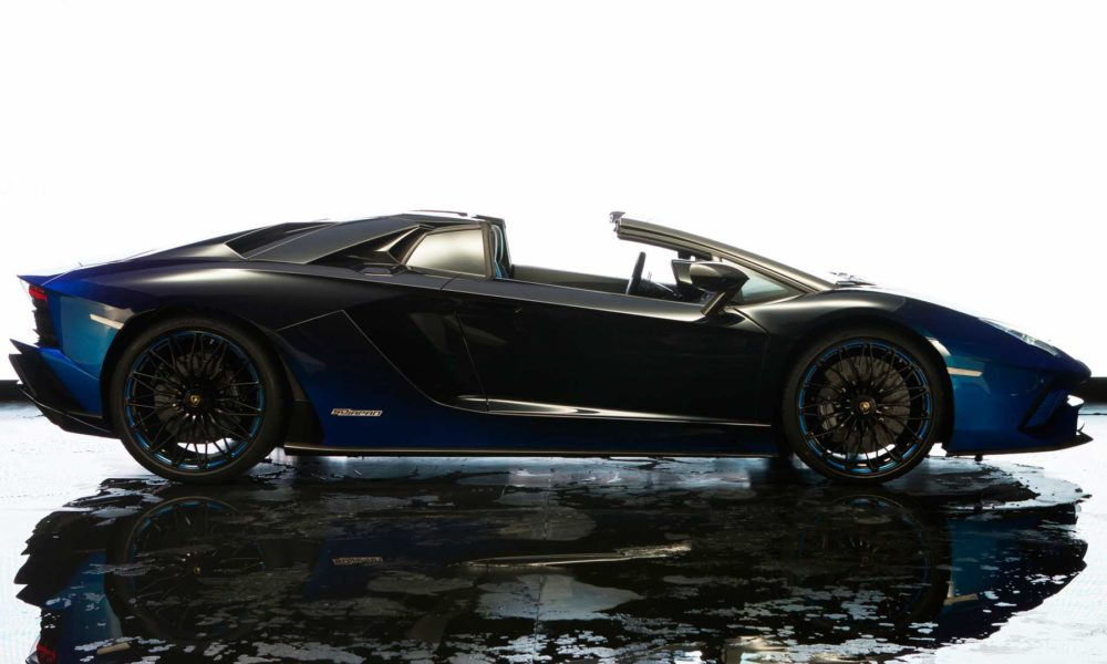 Lamborghini Aventador S Roadster 50th Anniversary Japan_4
