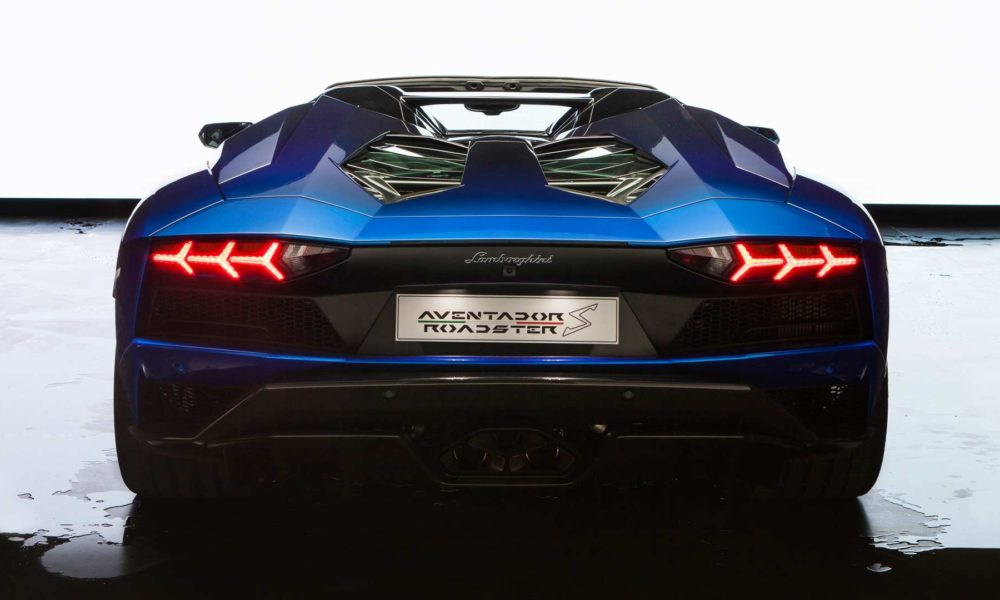 Lamborghini Aventador S Roadster 50th Anniversary Japan_5