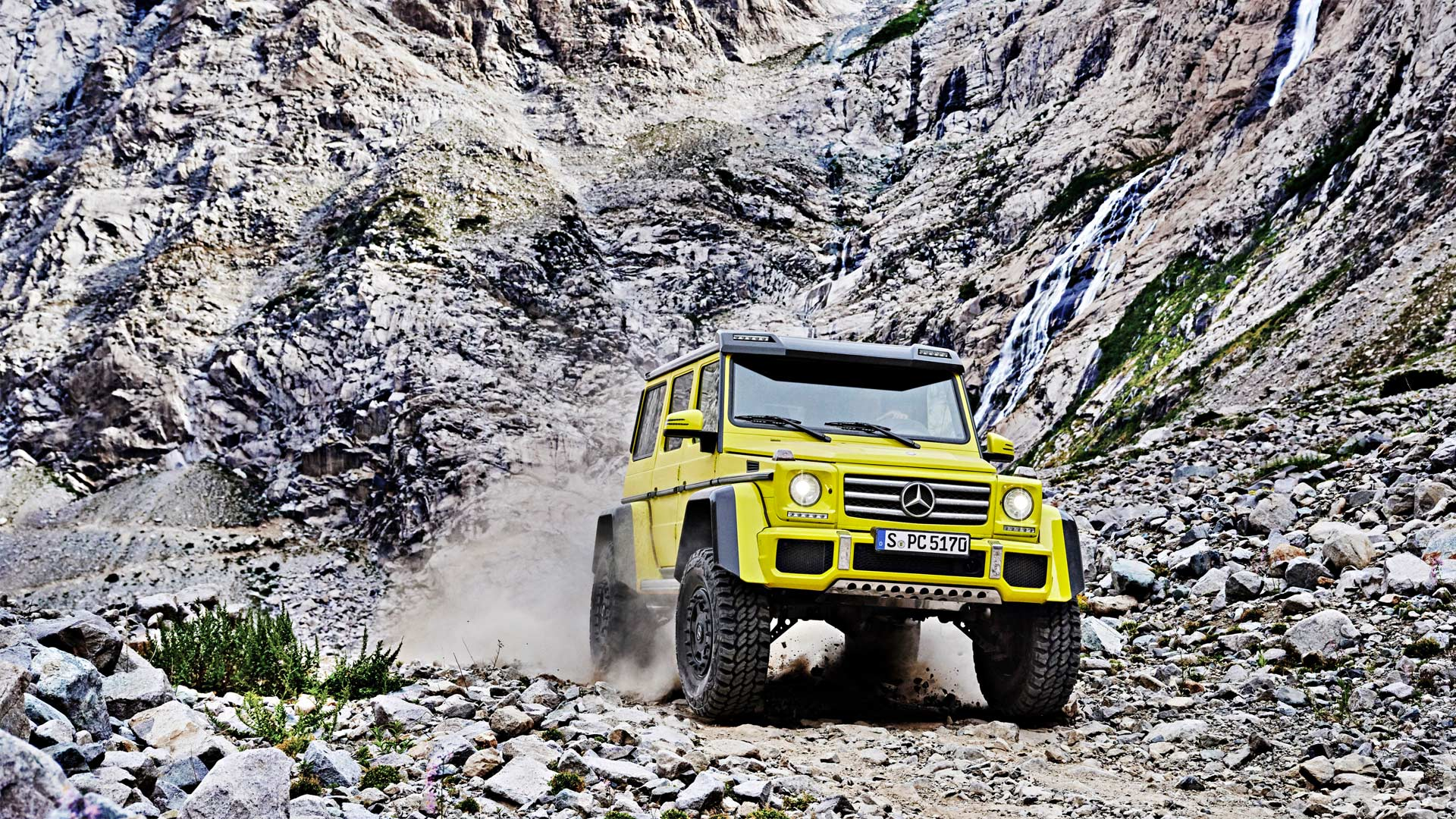 Mercedes-AMG G 500 4x4² G Class Squared