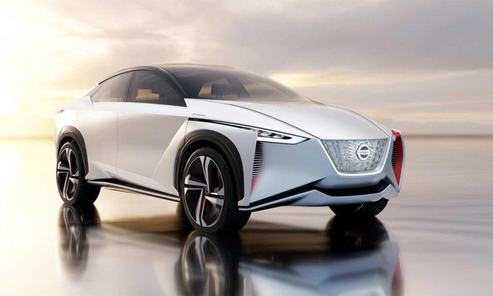 Nissan-IMx-zero-emission-concept