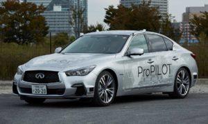 Nissan-fully-autonomous-technology-INFINITI Q50