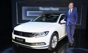 Volkswagen-Passat-launched-India