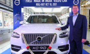 Volvo-XC90-Bengaluru-assembly