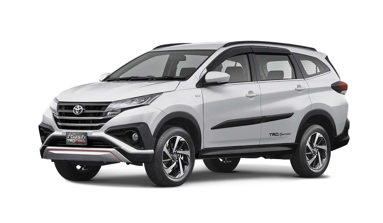 2018 Toyota Rush Unveiled In Indonesia Autodevot