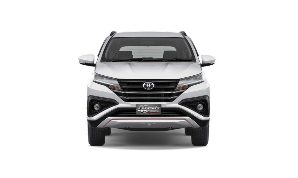 Daihatsu Badge >> 2018 Toyota Rush unveiled in Indonesia - Autodevot