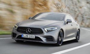 3rd generation Mercedes-Benz CLS