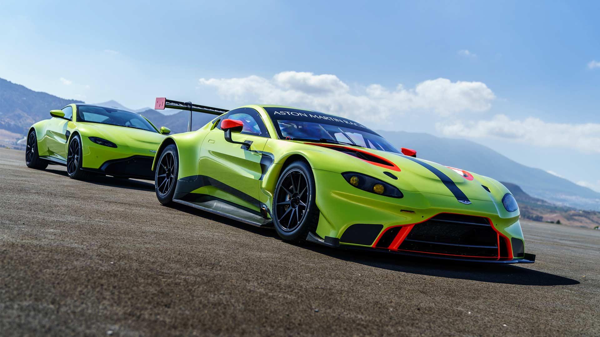 2018 Aston Martin Vantage GTE ready for Endurance - Autodevot