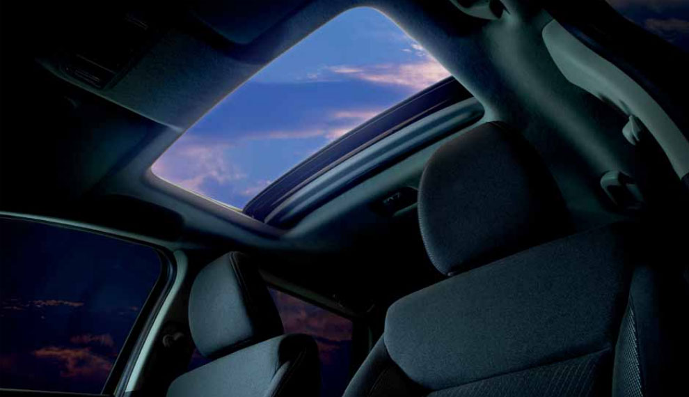Budget cars in India with Sunroof Honda WR-V