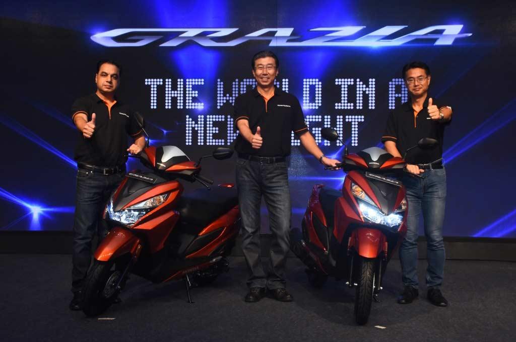 Honda-Grazia-launched-India