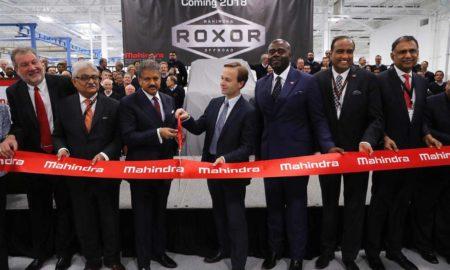Mahindra-inaugurates-new-Manufacturing-Facility-in-Detroit