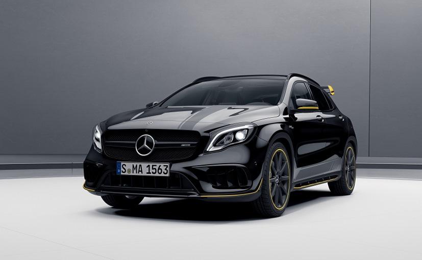 Mercedes-AMG-GLA-45-4MATIC-Aero-Edition-India