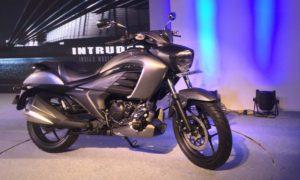 Suzuki-Intruder-150-India