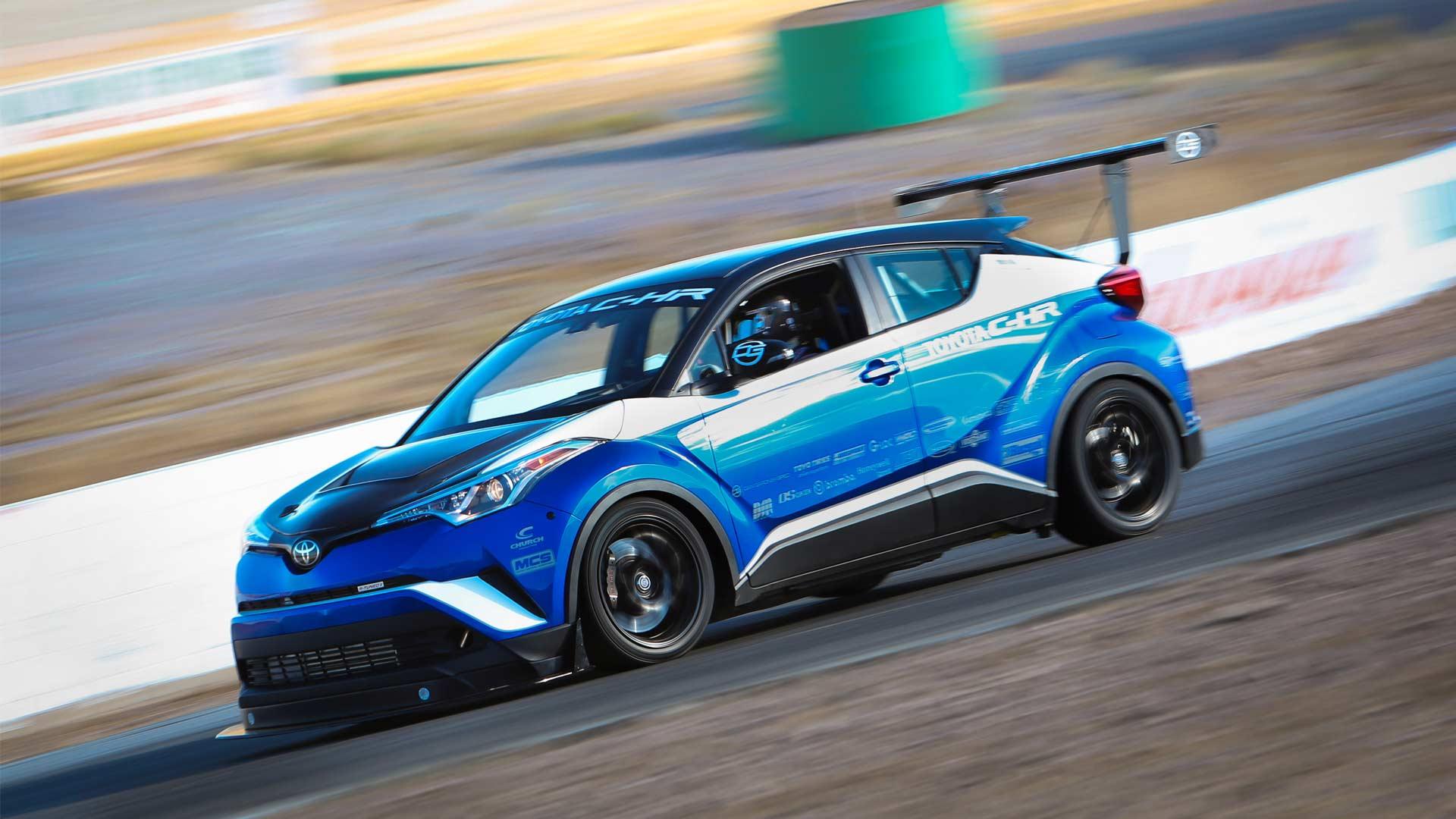 Toyota-C-HR-R-Tuned-SEMA-2017
