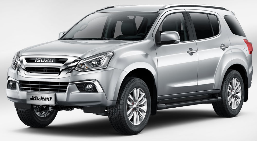 2018-Isuzu-MU-X-facelift-China