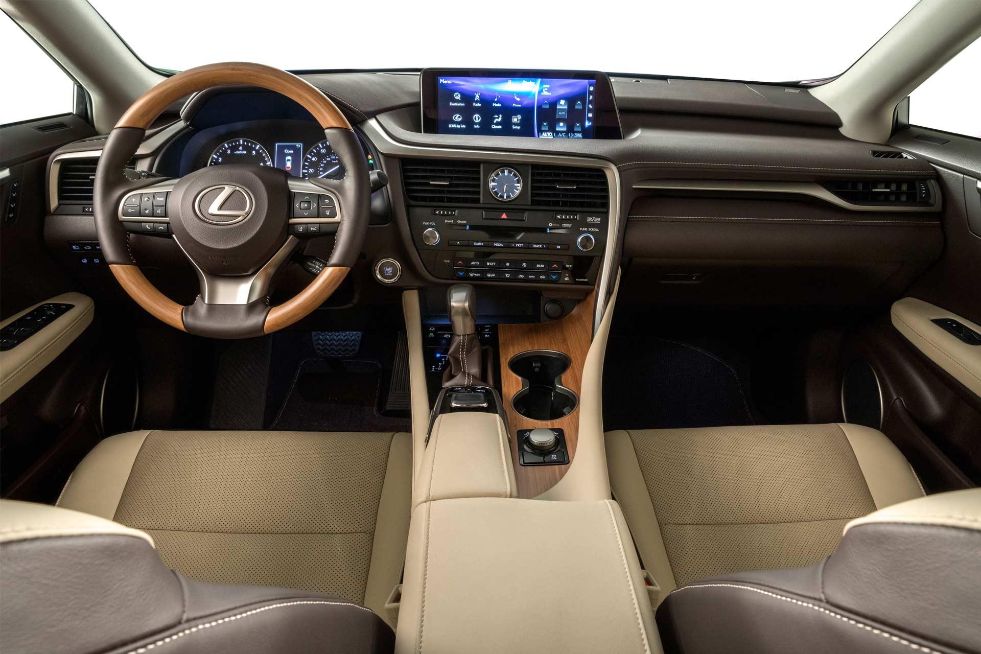 2018-Lexus-RX-350L-interior