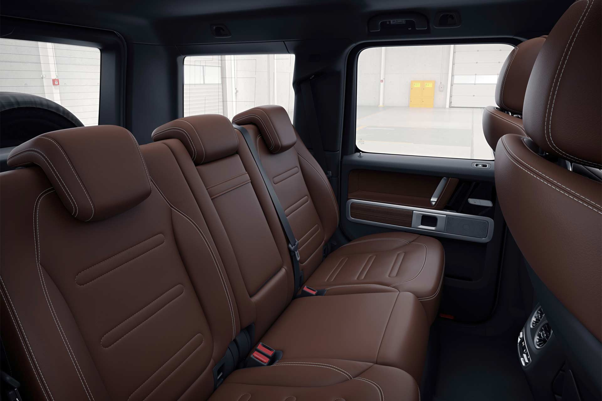 Next-gen Mercedes-Benz G-Class interiors officially ...