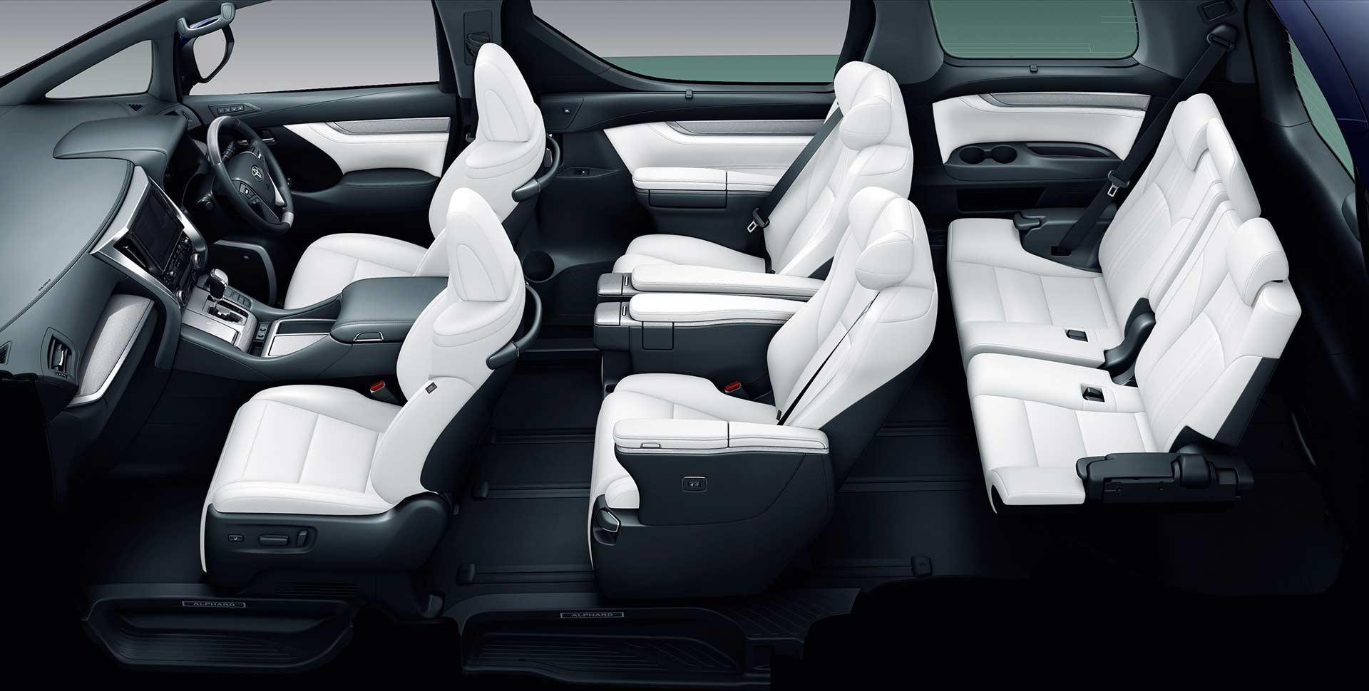 2018 Toyota Alphard And Vellfire Unveiled Autodevot