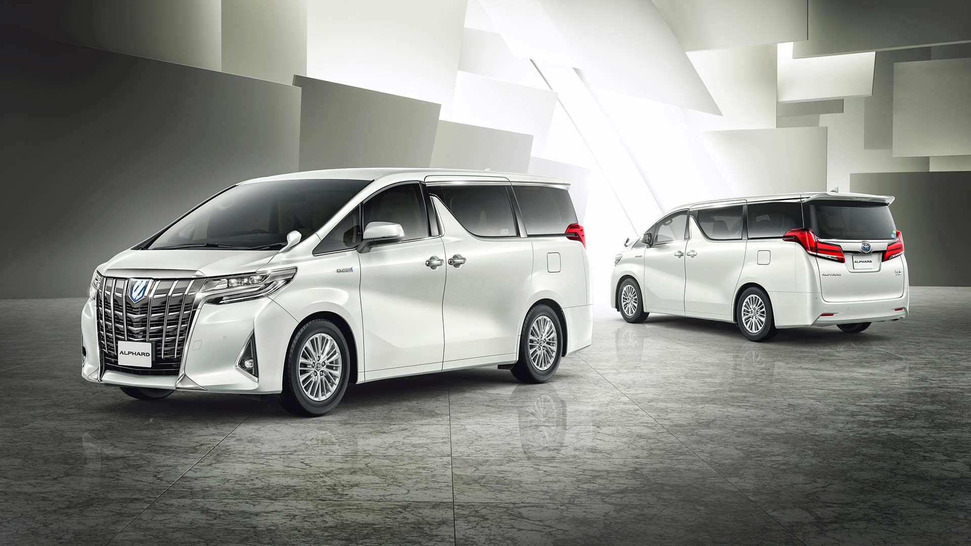 2018 Toyota Alphard And Vellfire Revealed Autodevot