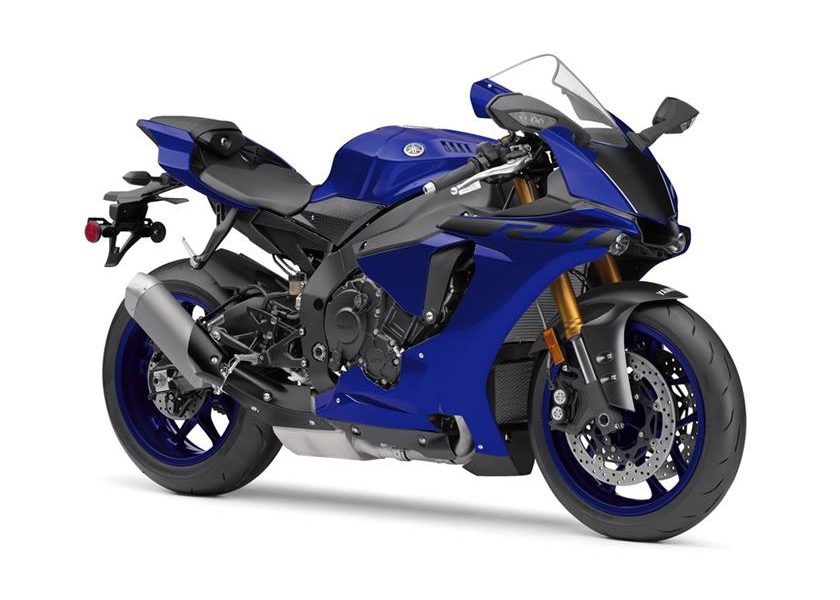 New 4 Wheelers >> 2018 Yamaha YZF-R1 launched at Rs 20.73 lakh - Autodevot