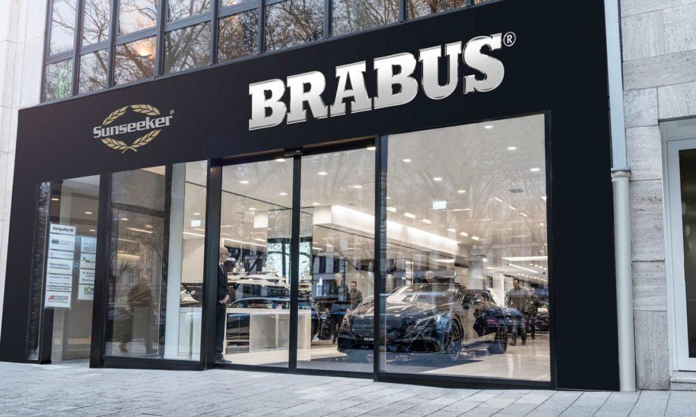 Brabus-Sunseeker-flagship-store-Dusseldorf