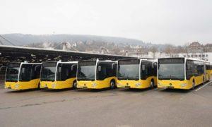 Mercedes-Benz Citaro G Hybrid buses
