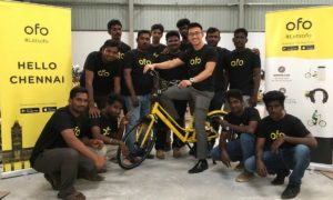 Ofo-bicycle-sharing-enters-India-Chennai